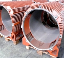 Mecanizados carcasas de motores