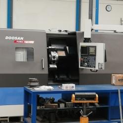 Torno CNC Puma 400 DOOSAN